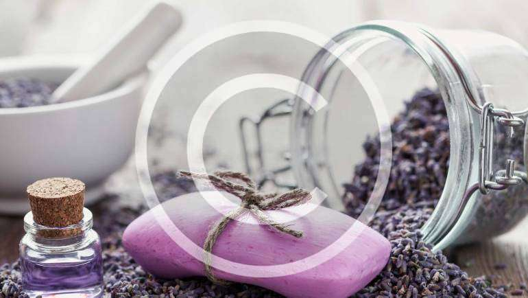 Lavender, Berry and Honey Equals Health